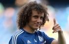 David Luiz sẽ là người trám vào vị trí của N'Golo Kante?