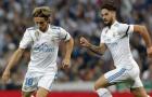 Isco và Modric ngồi ngoài, Zidane đánh giá thấp Getafe?