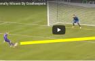 Khi thủ môn cố gắng sút penalty