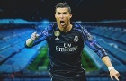 Những pha chuyền bóng ảo diệu của Cristiano Ronaldo