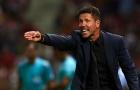 Simeone liên tục 'đá xéo' Barca trước thềm đại chiến