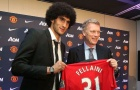 TIẾT LỘ: Moyes không bao giờ muốn Fellaini là bản hợp đồng đầu tiên