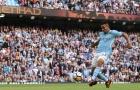 TRỰC TIẾP Manchester City 7-2 Stoke City: Thảm sát (Hiệp 2)
