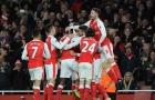 TRỰC TIẾP Watford vs Arsenal: Đội hình ra sân