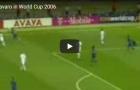 Kỳ World Cup 2006 giúp hậu vệ Canavaro đoạt Quả bóng Vàng