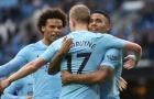 'Man City mạnh nhất châu Âu hiện tại'