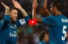 Sergio Ramos và Raphael Varane phòng ngự xuất sắc như thế nào?