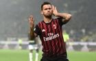 Bàn thắng ảo diệu của Suso trong trận Derby thành Milano