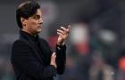 Montella vẫn hạnh phúc sau thất bại tại Derby thành Milano
