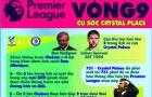 [INFOGRAPHIC] - Thống kê vòng 8 Premier League: Cú sốc Crystal Palace