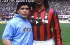 Màn đối đầu kinh điển giữa Maradona và Gullit