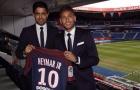 PSG treo thưởng cực khủng cho Neymar nếu vượt mặt Messi, Ronaldo