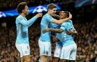 10 Thống kê siêu ấn tượng về Man City sau trận thắng Napoli