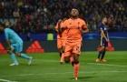 Alex Oxlade-Chamberlain đã nổ súng lần đầu tiên cho Liverpool