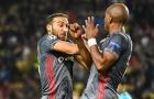 'Độc cô cầu bại' Besiktas bay cao nhờ niềm cảm hứng Quaresma