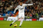 Lực chân khủng khiếp của Cristiano Ronaldo