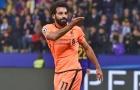 Mohamed Salah liên tục khiến hàng thủ Maribor chao đảo
