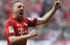 Ribery - Cầu thủ sinh ra để bám biên