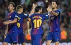 Barca đạt thành tích phòng ngự tốt nhất 25 năm