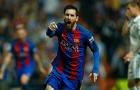 Chẳng ai có thể cạnh tranh với siêu sao Lionel Messi