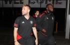 Hạ Benfica, dàn sao Man Utd hưng phấn trở lại Anh