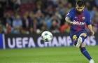 Messi cán mốc 100 bàn tại châu Âu: Giỏi hơn Ronaldo!