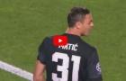 Nemanja Matic - cầu thủ xuất sắc nhất trận Benfica - Man Utd