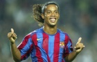 Pha đá phạt siêu dị của Ronaldinho