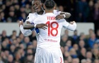 Highlights: Everton 1-2 Lyon (Bảng E - Europa League)