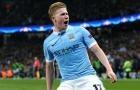 Kevin De Bruyne: Premier League là cuộc đua của thành Manchester