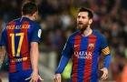 Messi lại nhúng tay vào việc chuyển nhượng của Barca