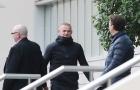 Rooney đụng độ đồng đội cũ tại Man Utd ở khách sạn Lowry