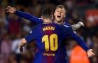 Bàn thắng gây tranh cãi của Deulofeu vào lưới Malaga