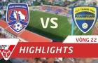 Than Quảng Ninh 4-3 FLC Thanh Hóa (Vòng 22 V-League 2017)