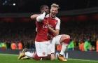 Eddie Nketiah, tài năng mới của Arsenal