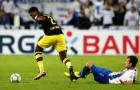 Highlights: Magdeburg 0-5 Dortmund (Cúp quốc gia Đức)