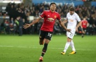 Highlights: Swansea 0-2 Manchester United (Vòng 4 Cúp liên đoàn)