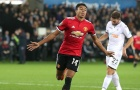Màn trình diễn của Jesse Lingard vs Swansea