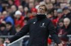 Klopp muốn 'đập đi xây lại' toàn bộ hàng thủ Liverpool