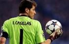 Những pha cứu thua xuất thần của Iker Casillas