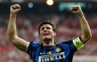 Zanettti - Đội trưởng huyền thoại của Inter Milan