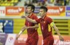 Giải Futsal VĐ Đông Nam Á 2017: Tuyển Việt Nam ra mắt với chiến thắng huỷ diệt