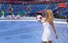 Victoria Lopyreva - Biểu tượng nhan sắc World Cup 2018