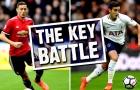 Điểm nóng đại chiến Man Utd - Tottenham: Matic có át vía được đàn em?