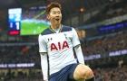 Son Heung-min ngày càng quan trọng với Tottenham