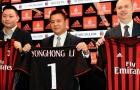 AC Milan dưới tay chủ Trung Quốc: Chưa bắt đầu đã lụi tàn