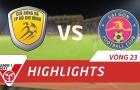 CLB TP Hồ Chí Minh 1-3 Sài Gòn FC (Vòng 23 V-League 2017)