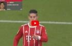 Màn trình diễn của James Rodriguez vs RB Leipzig