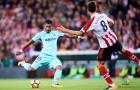 Paulinho thể hiện ra sao trước Athletic Bilbao?