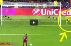 Top 15 tình huống đá penalty sáng tạo nhất